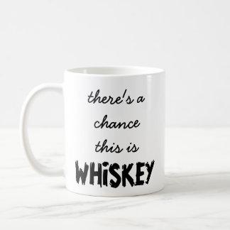 これがウィスキーのマグのチャンスがあります コーヒーマグカップ