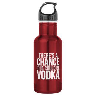 これがウォッカのことができるチャンスがあります ウォーターボトル