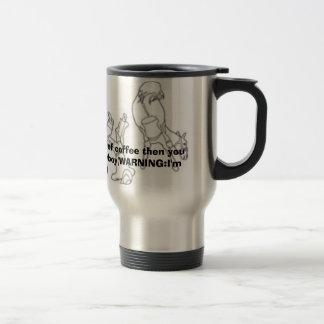 これが私の第2コーヒー…でなければ、ouch トラベルマグ