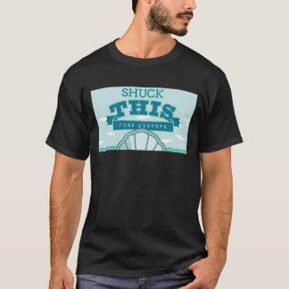 これの-自由なカキさやを取って下さい Tシャツ