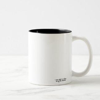 これはあなたのではないです ツートーンマグカップ