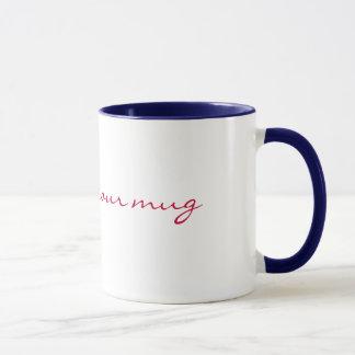 これはあなたのマグではないです マグカップ