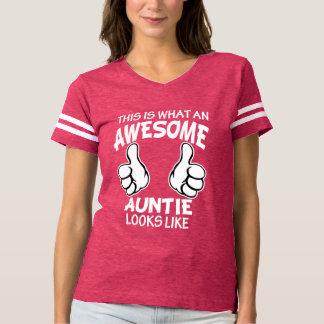 これはなんと素晴らしい伯母さんおもしろいのように見えるかです Tシャツ