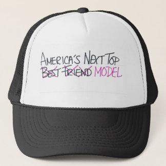 これはアメリカの次の上の親友ではないです キャップ