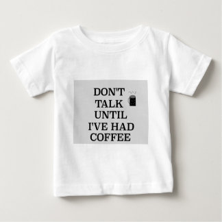 これはコーヒー恋人のためです ベビーTシャツ