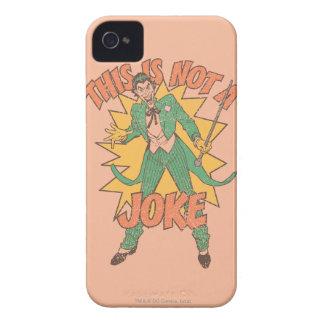 これは冗談ではないです Case-Mate iPhone 4 ケース