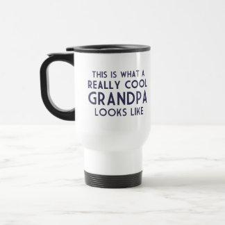 これは実際にクールな祖父が見えるものにです トラベルマグ