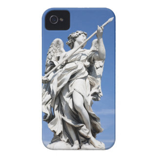 これは有名な2の天使の彫像の1つです Case-Mate iPhone 4 ケース