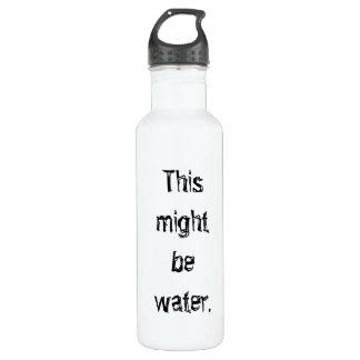 これは水ユーモアのあるでおもしろいな水差しであるかもしれません ウォーターボトル