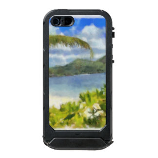 これは私がいたいと思うところです ウォータープルーフiPhone SE/5/5sケース