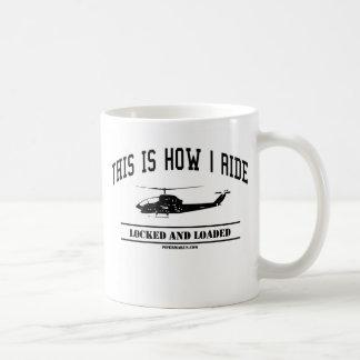 これは私がチョッパーのマグにいかに乗るかです コーヒーマグカップ