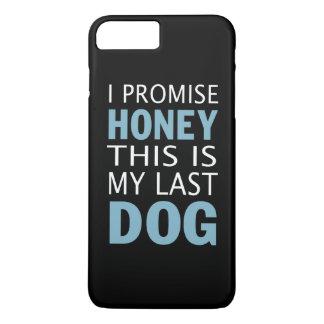 これは私の最後の犬です iPhone 8 PLUS/7 PLUSケース