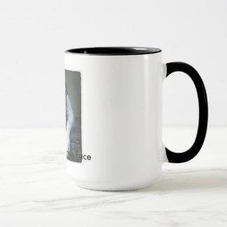 これは私の朝の顔です マグカップ