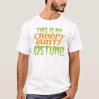 これは私の気色悪い伯母さんですCOSTUME! Tシャツ
