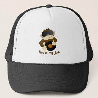 これは私の込み合い、猿です キャップ