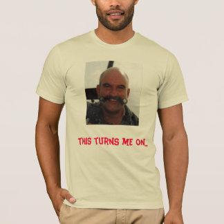 これは私をの…回します Tシャツ