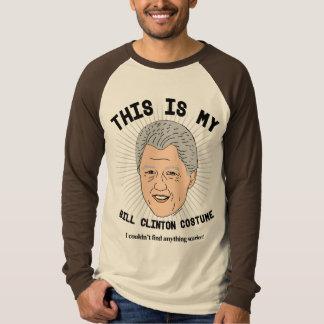 これはBill Clintonの私の衣裳です Tシャツ