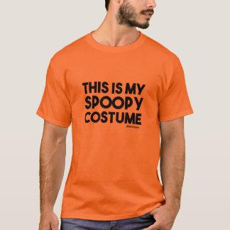 これはSpoopyの私の衣裳です Tシャツ