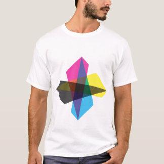 これらの色を印刷して下さい Tシャツ