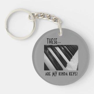 これら。.are私のちょっと鍵! Keychain キーホルダー