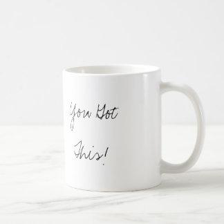 これを得ました! コーヒーマグカップ