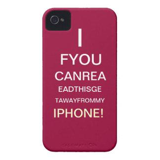 …これを見ることができれば Case-Mate iPhone 4 ケース