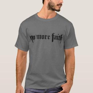 これ以上の信頼のデザイン Tシャツ