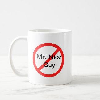 これ以上の氏Nice Guy コーヒーマグカップ