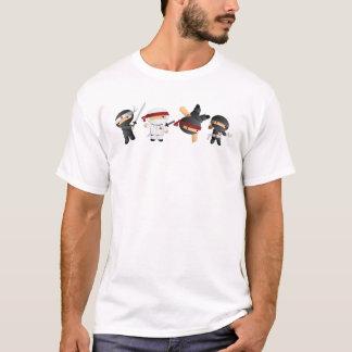 こんにちはすべてのプラスミッドの忍者! Tシャツ