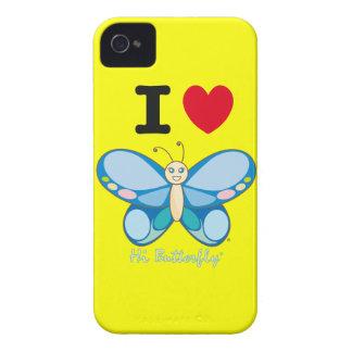 こんにちはやっとButterfly®のiPhone 4/4Sの穹窖There™ Case-Mate iPhone 4 ケース