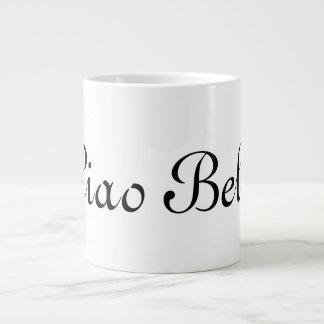 こんにちはハンサム ジャンボコーヒーマグカップ