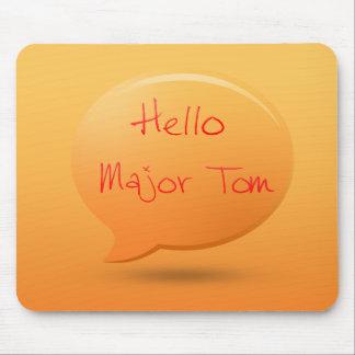 こんにちは専攻のなトム マウスパッド
