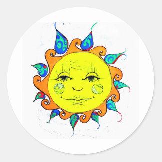 こんにちは日光 ラウンドシール