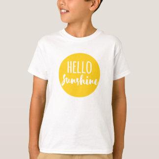 こんにちは日光 Tシャツ