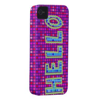 こんにちは点 Case-Mate iPhone 4 ケース