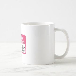 こんにちは祖父 コーヒーマグカップ