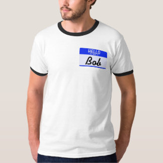 こんにちは私の名前は_____の信号器のティーです Tシャツ