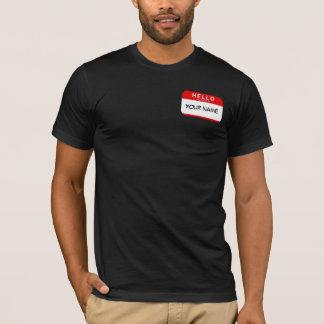 こんにちは私の名前はTシャツです Tシャツ