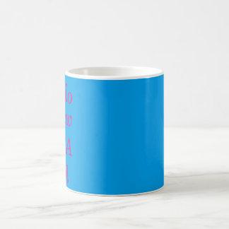 こんにちは美しいマグ コーヒーマグカップ