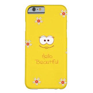 こんにちは美しい BARELY THERE iPhone 6 ケース