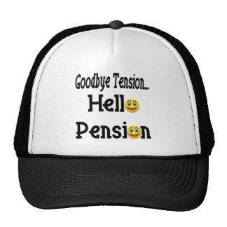 こんにちは退職年金 キャップ