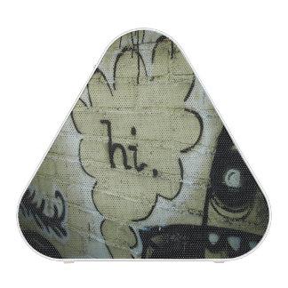 こんにちは。 あなたのスピーカーから BLUEOOTH スピーカー