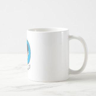 こんにちは コーヒーマグカップ