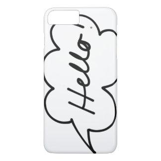 こんにちは! 場合 iPhone 8 PLUS/7 PLUSケース