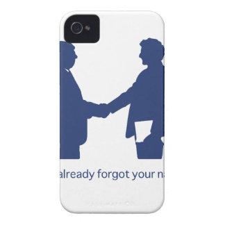 こんにちは、私は既にあなたの名前を忘れました Case-Mate iPhone 4 ケース