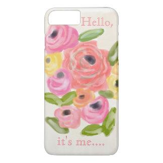 こんにちは、私…. iPhone 8 PLUS/7 PLUSケース