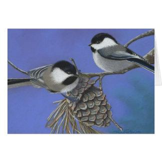 こんにちは《鳥》アメリカゴガラ カード