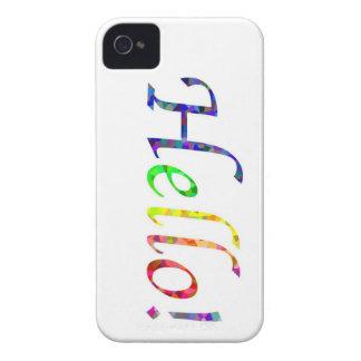 こんにちは! Case-Mate iPhone 4 ケース
