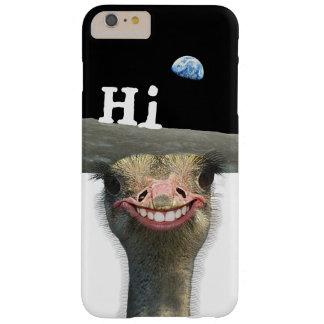 こんにちは! iphone及びSamsung.のためのおもしろいな携帯電話の箱 Barely There iPhone 6 Plus ケース