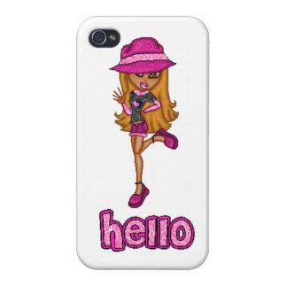 こんにちは- iphone 4ケース iPhone 4/4S cover